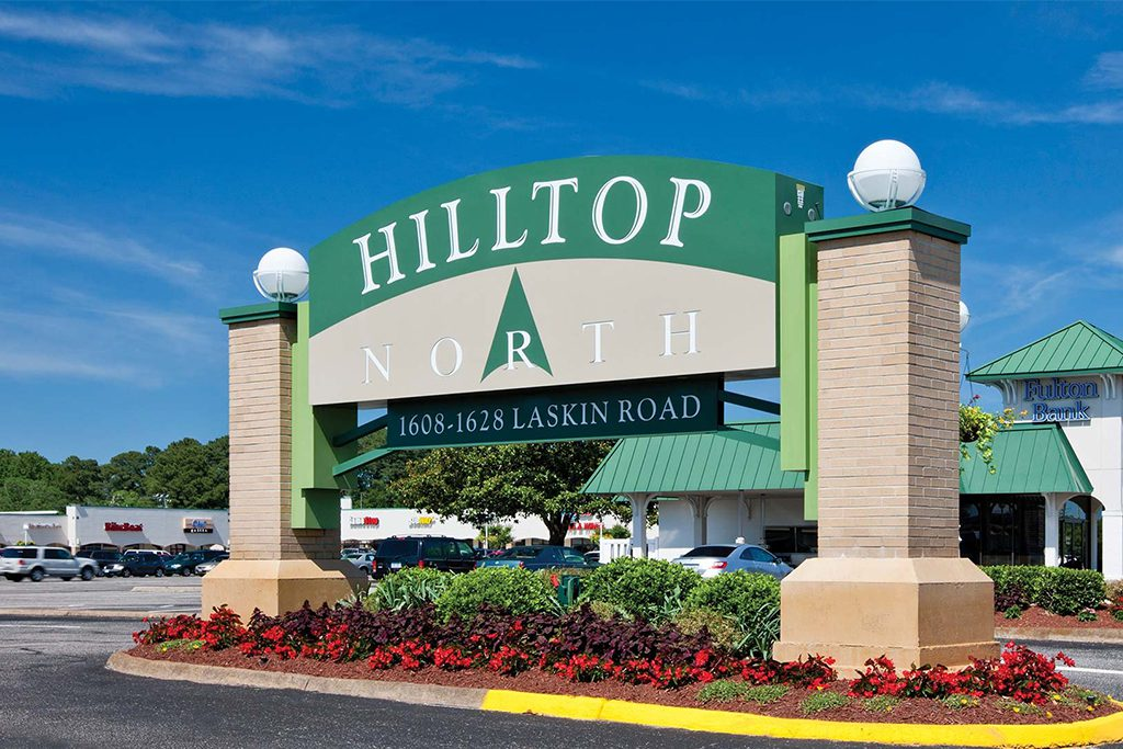 The Shops at Hilltop