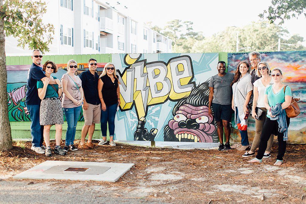 ViBe Creative District Virginia Beach