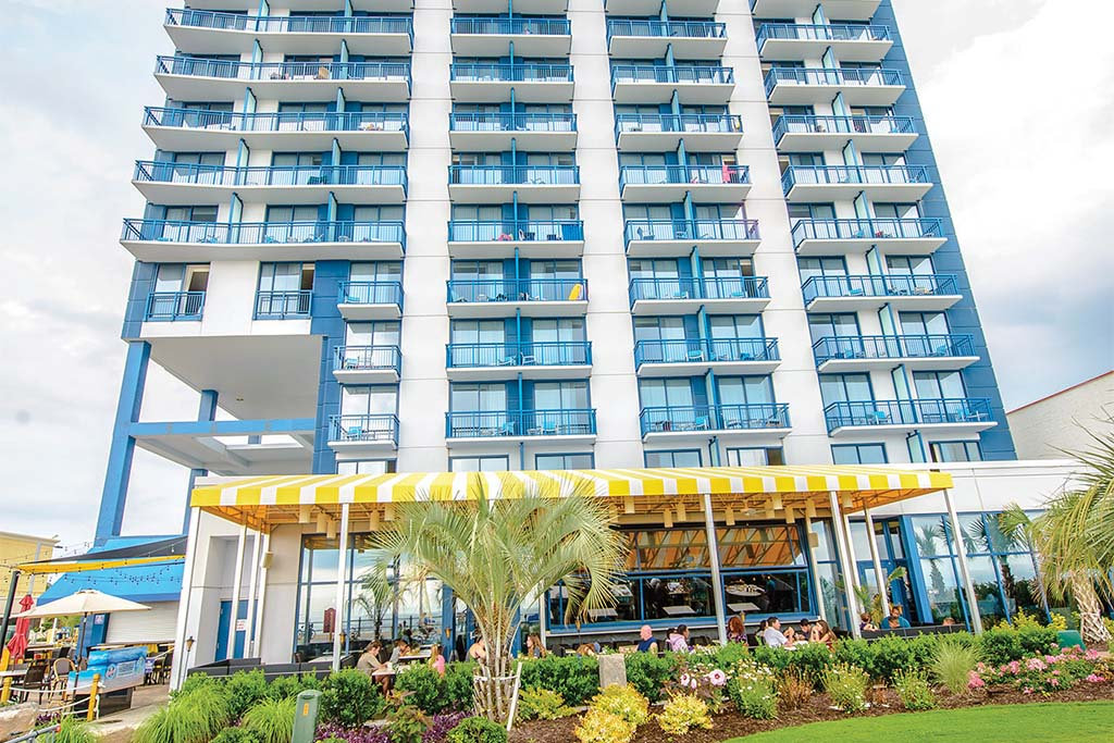 Book Your Stay at a Virginia Beach Oceanfront Hotel