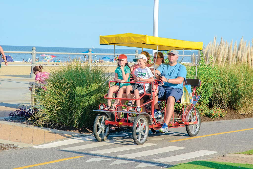 All About the Virginia Beach Boardwalk