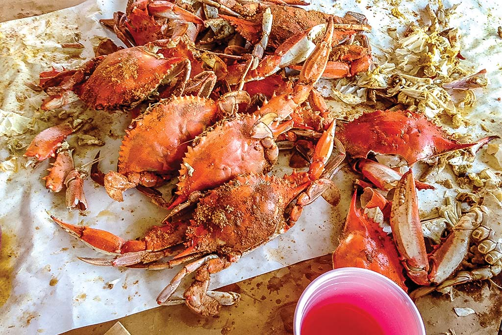 The Best Crabs You Can Find in Virginia Beach
