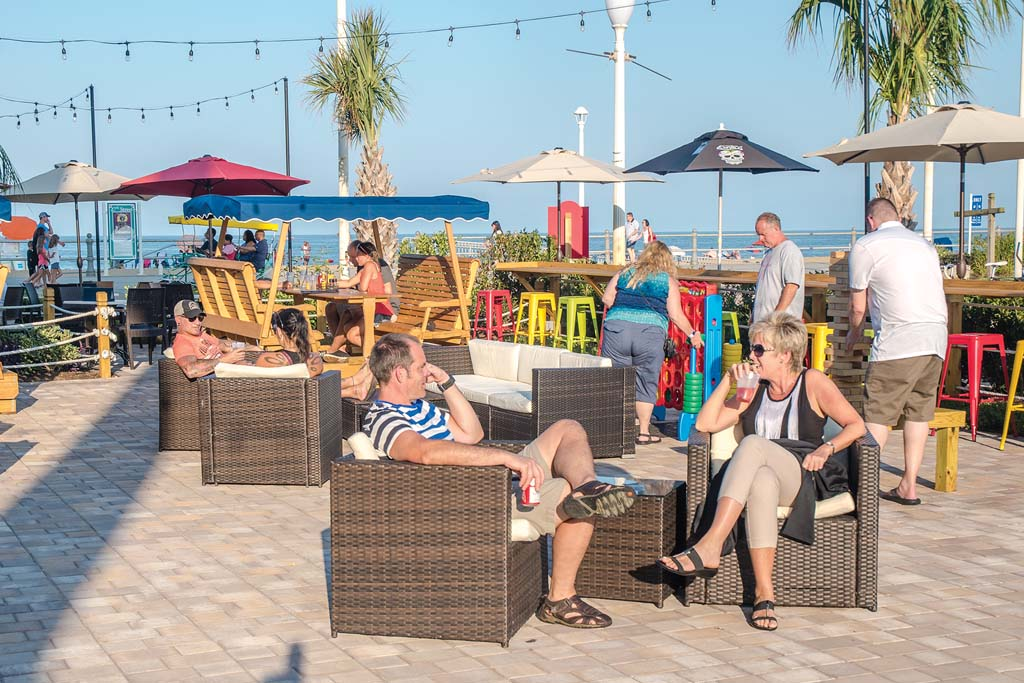 Best Bars on the Virginia Beach Boardwalk
