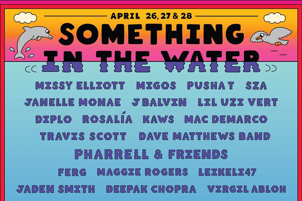 Something in the Water Events and Activities Virginia Beach