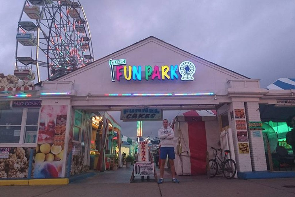 Atlantic Fun Park in Virginia Beach