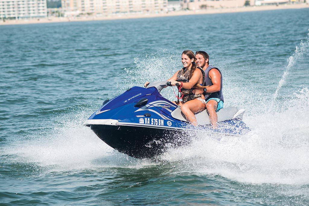 Jet Ski Rentals in Virginia Beach