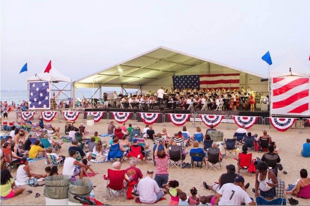 Virginia Beach July events