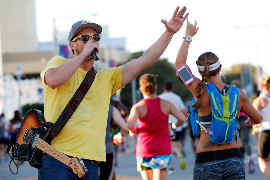 Rock N Roll Virginia Beach Marathon music