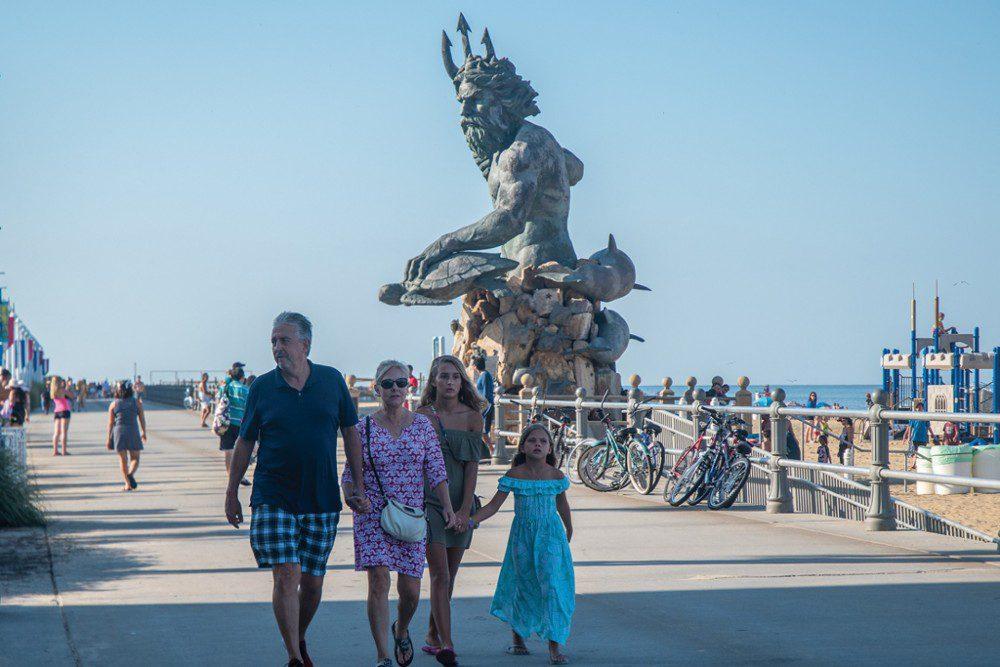 Virginia Beach boardwalk free