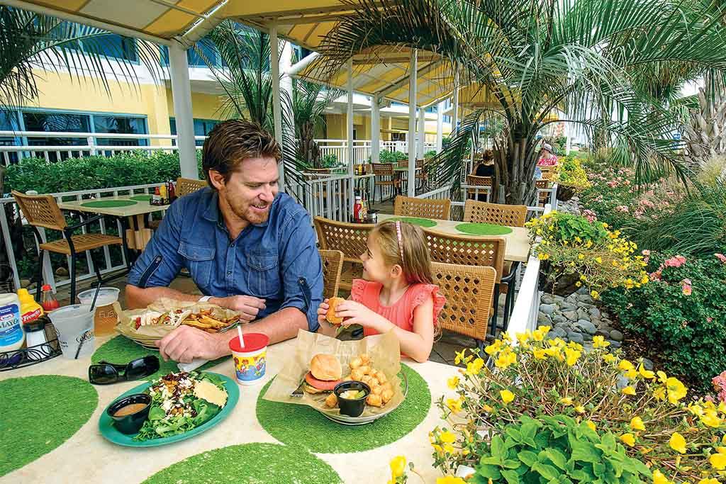 Kid-Friendly Restaurants in Virginia Beach
