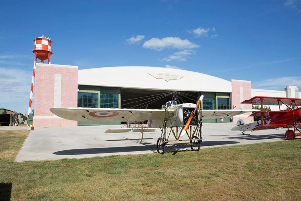 Military Aviation Museum in Virginia Beach