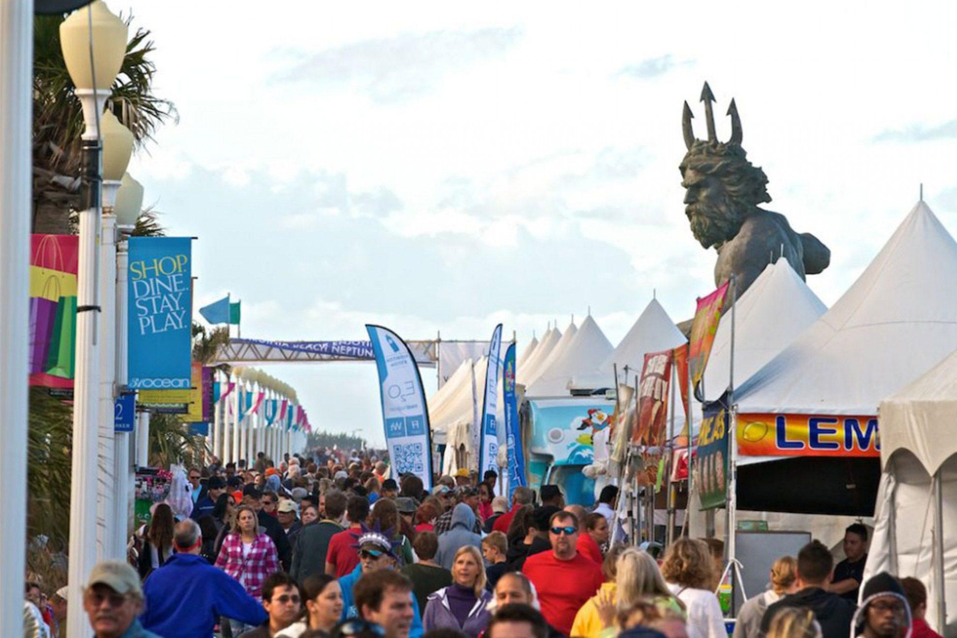 Neptune Festival Boardwalk Weekend