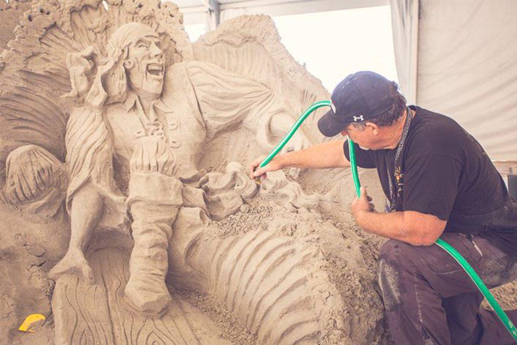 International Sand Sculpting Championship
