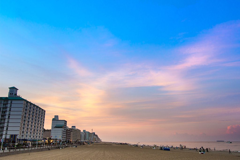 Top 10 Hotels in Virginia Beach