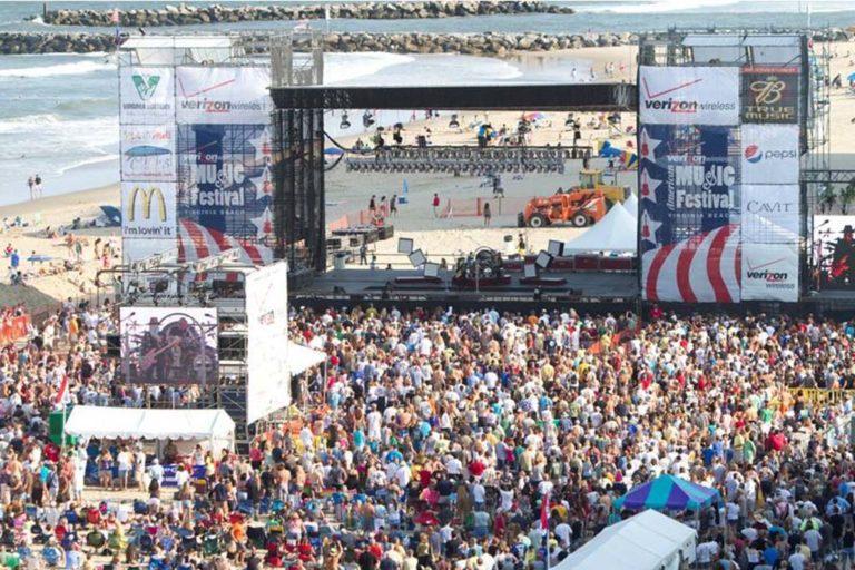 Labor Day Weekend Oceanfront Concert Series