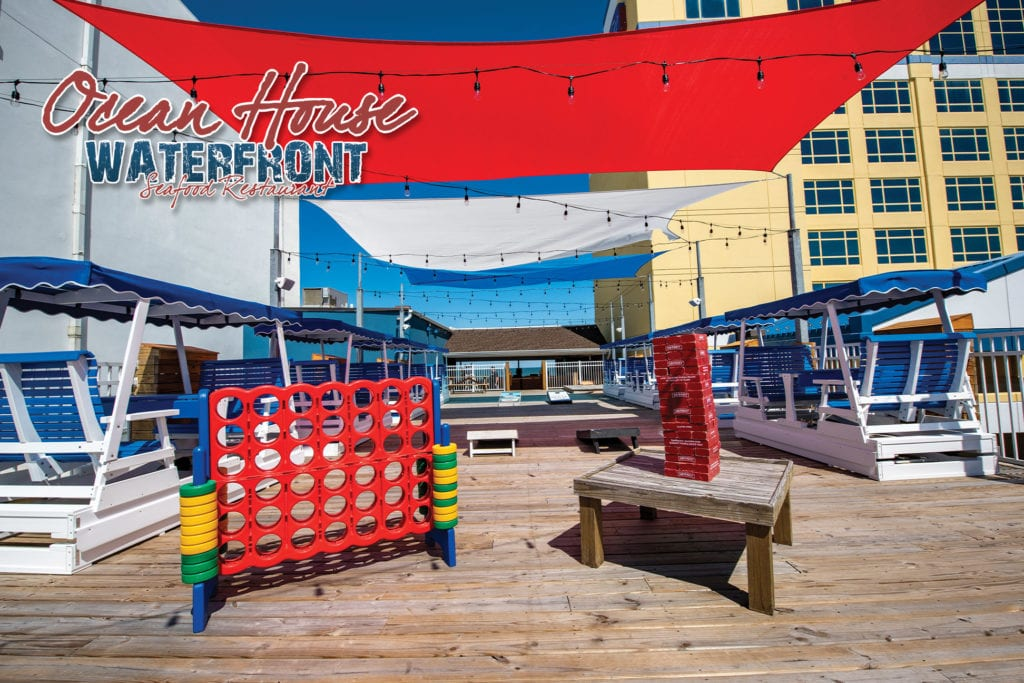 Ocean House Waterfront Seafood Restaurant