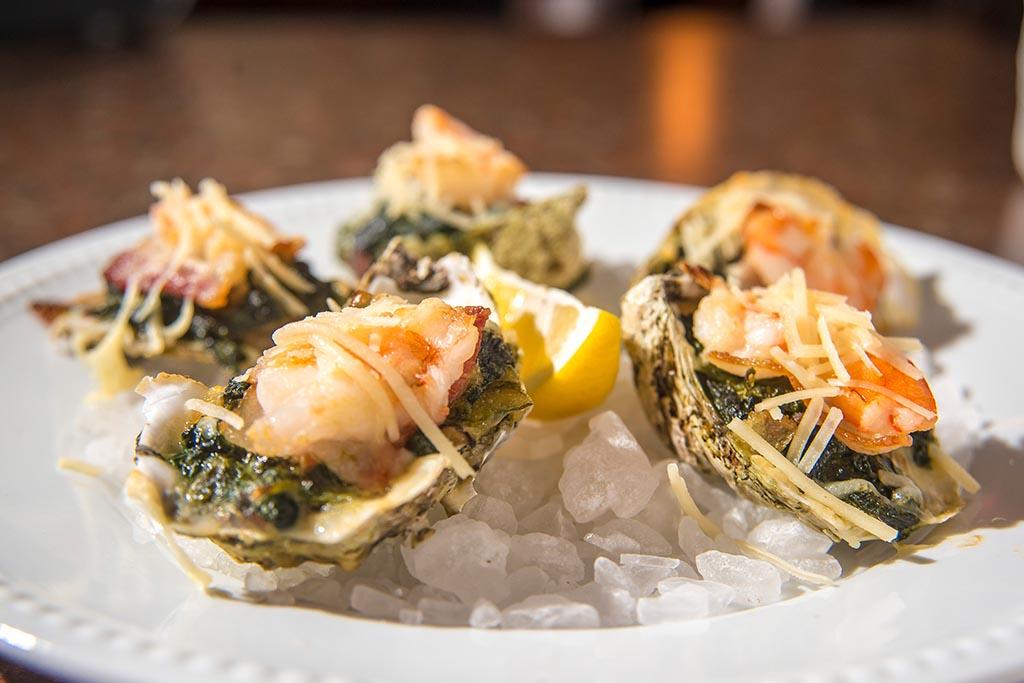Virginia Beach seafood restaurants