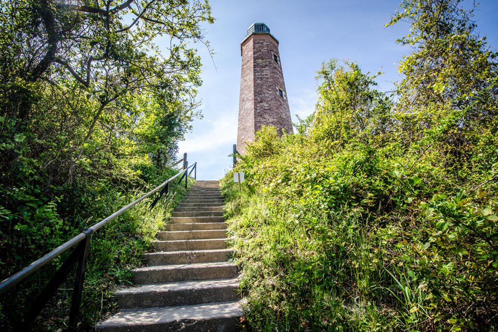 Cape Henry Lighthouse tour