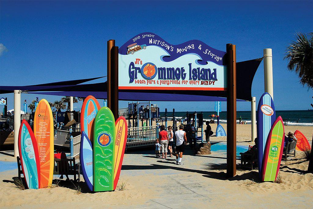 Grommet-Island-Park-Virginia-Beach-boardwalk