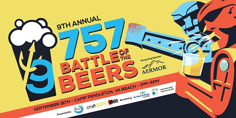 9th Annual 757 Battle of the Beers